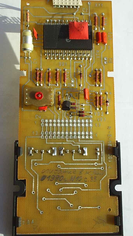Модуль из советского конструктора